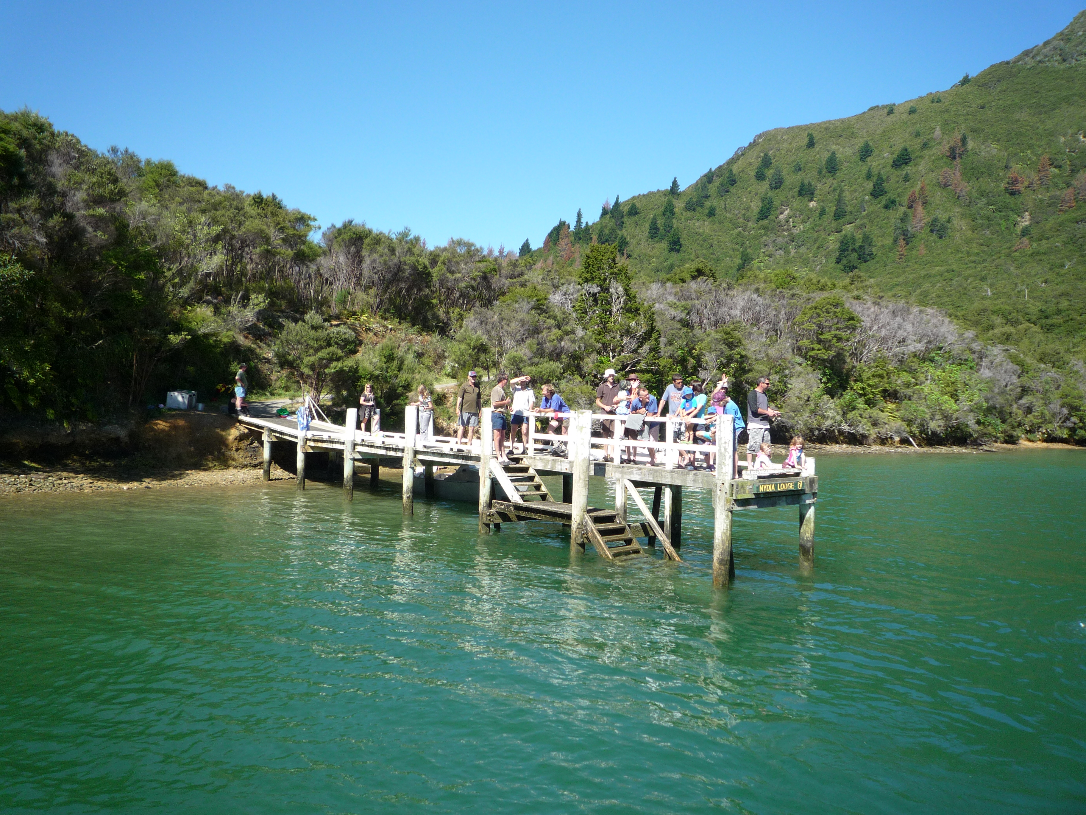 how to get to marlborough sounds