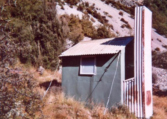 Muddy Stream Hut.