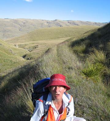 Whittens Creek, Nevis – Loch Linnhe Tenure Review survey.