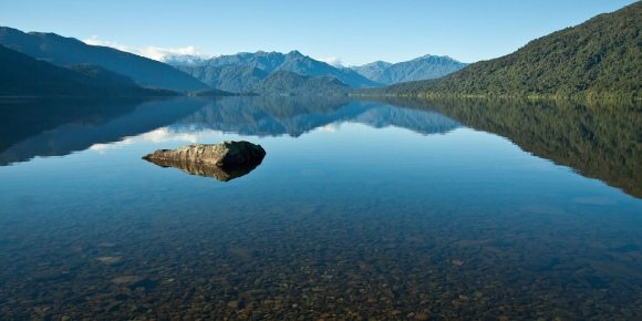 Lake Kaniere, Hokitika. Photo: Jason Blair | CC BY-NC-ND 2.0