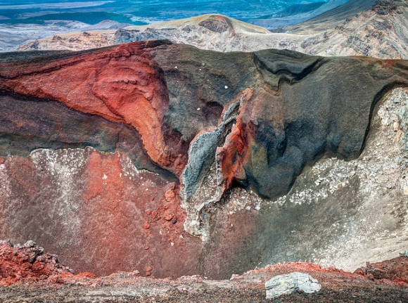 Red Crater. © All rights reserved by panafoot.
