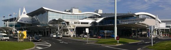 Auckland International Aiport.