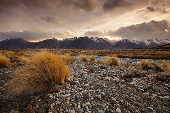Sunset at the north end of Lake Tekapo. Photo: Tim Donnelly | CC BY-NC-ND 2.0.