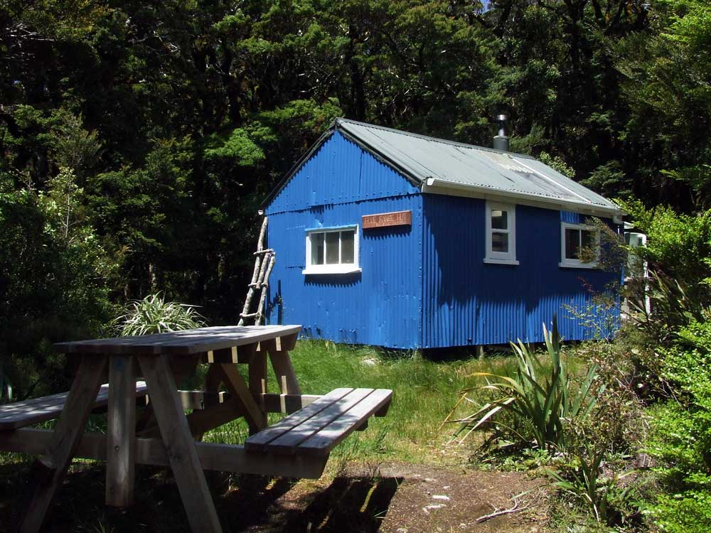 Blog: Blue Range Hut