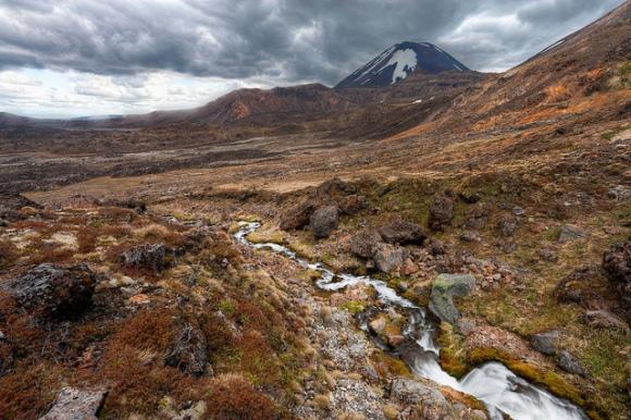 Mt. Ngauruhoe. Photo: Matti |CC BY-NC-SA 2.0.