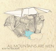 All Mountains Are Men - Rosy Tin Teacaddy