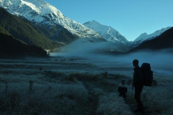 Winter Walking At Mount Aspiring 171 Conservation Blog