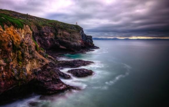 Taiaroa Head, Otago.