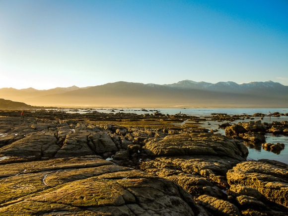 Dusk at Kaikoura. Photo: Katrin-Lena | flickr | CC BY-ND 2.0.