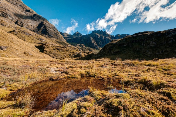 The Routeburn Track. Photo copyright: John Strother. All rights reserved.