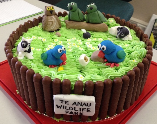 Dog Cake Decorations Nz : Te Anau   Conservation blog