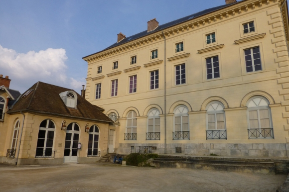 The Palais du Roi de Rome in Rambouillet, near Paris. Photo copyright Sabine Bernert.