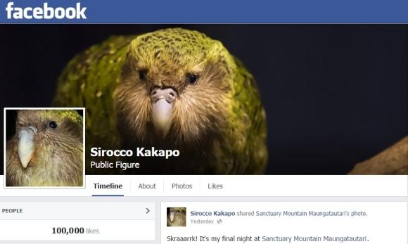 Sirocco's Facebook page.