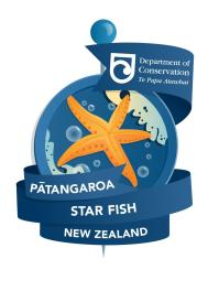 Patangaroa - Star Fish