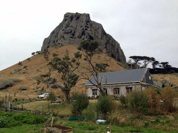 Stone Cottage at Maunganui.