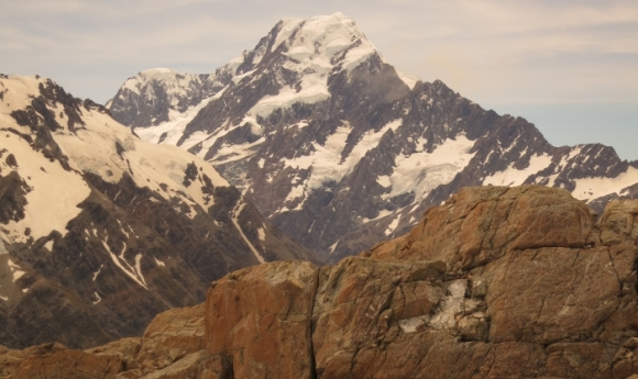 Aoraki/Mount Cook. Photo: Don Herron.