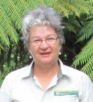 Fenella Christian, Partnerships Ranger.