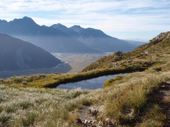 Sealy Tarns and Valley. Photo: ActiveSteve | CC BY-ND 2.0.