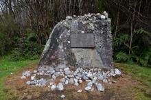 Cave Creek tragedy memorial.