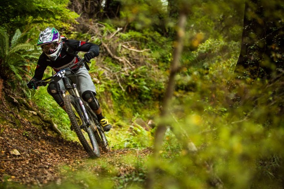 DOC's Tristan Rawlence was on fire all weekend securing himself three out of the four stage wins! Photo: Caleb Smith ©