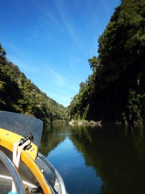 Whanganui River trench.