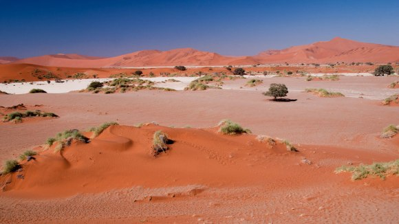 Epic reds of Sesriem Canyon and Soussesvlei in Namibia. Photo: Bobulix | flickr | CC BY-NC-ND 2.0.