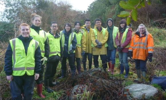Conservation Volunteers NZ.