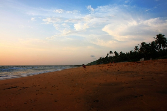 Anjuna Beach, Goa. Photo: Olivier Z | CC BY-NC-ND 2.0.