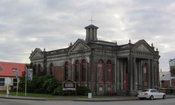 Hokitika Museum. Photo: Jocelyn Kinghorn | CC BY-SA 2.0.