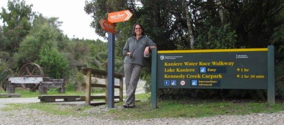 Kaniere Water Race Walkway.