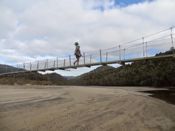 Maori Beach on Rakiura Track. Photo by Peter Hiemstra