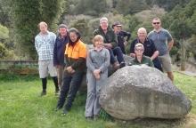 Summerset Retirement Village volunteers.