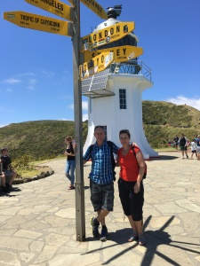 Cape Reinga lighthouse. Photo: Leigh-Anne Wiig