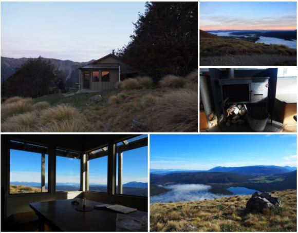 Collection of pictures from Bushline Hut.