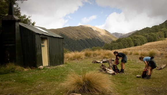 Bealey Spur Hut. Photo: Jason Blair | CC BY-NC-ND 2.0.