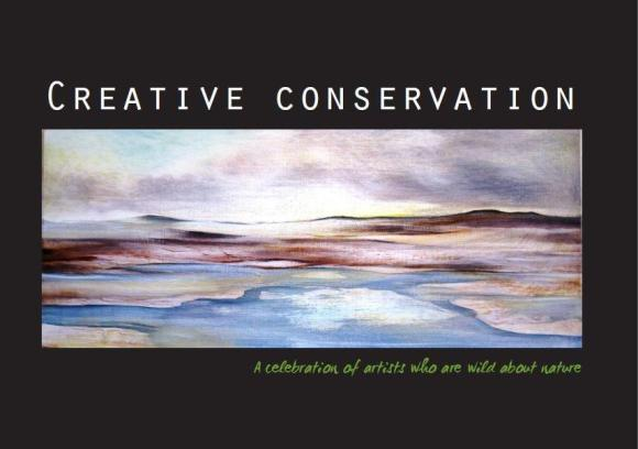 The cover of the Creative Conservation book.