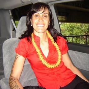 Tina Porou.