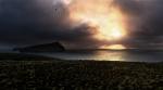 Antipodes Island sunset. Photo: José Luis Herrera.