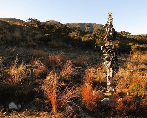 Boot Pole Corner. Photo: Don Herron.