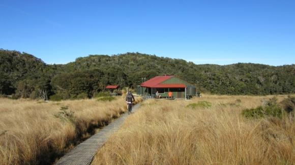 Perfect day at Saxon Hut. Photo: Daryl Stephens.