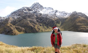 Christmas Day on the Routeburn!