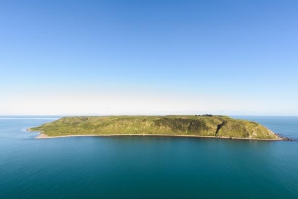 Mana Island. Photo: Leon Berard.