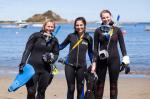Snorkel day. Photo: Seaweek / Experiencing Marine Reserves.