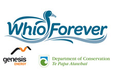 Whio Forever logo.