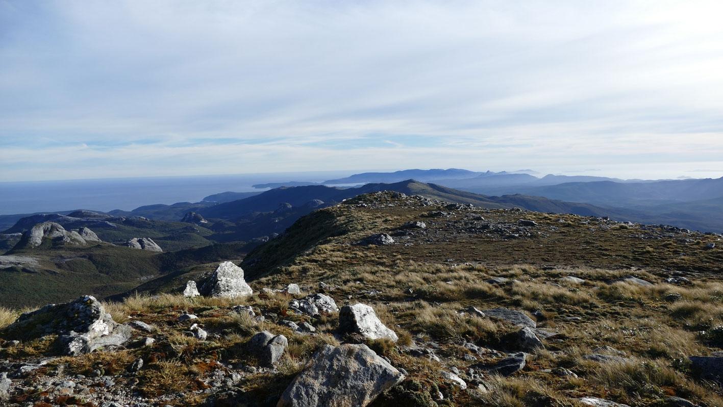 Photo of the week: Mount Allen