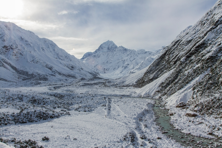 New Zealand winter hiking tips