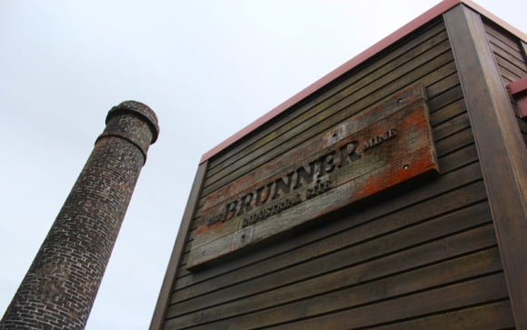 Brunner Mine Site.