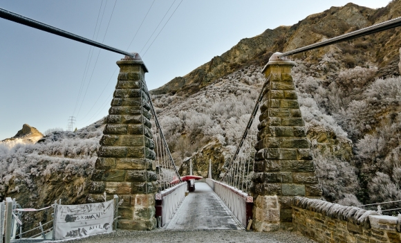 Kawarau Bridge. Photo: Kathrin and Stefan Marks | CC BY-NC-ND 2.0.
