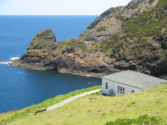 Cape Brett Hut.