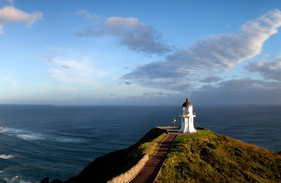 Cape Reinga. 📷: Peter Rein-Hodurek ©.